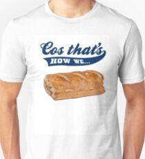 Sausage Roll Unisex T-Shirt