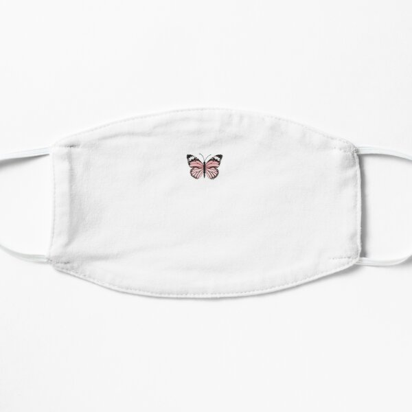 Butterfly pink Mask