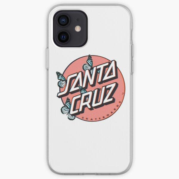 Butterfly Santa Cruz  iPhone Soft Case