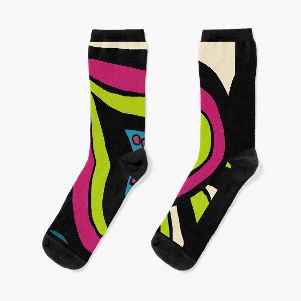 Abstract 6 Socken