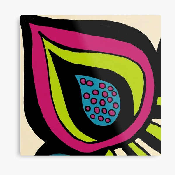 Abstract 6 Metallbild