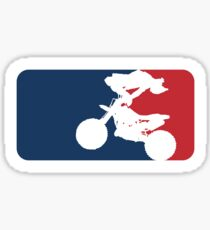 Freestyle Motocross Sticker