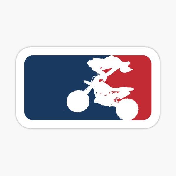 Decal Funny 4x4 Drift Racing Dirt Bike Quad Motorcross FEAR THIS Vinyl Sticker