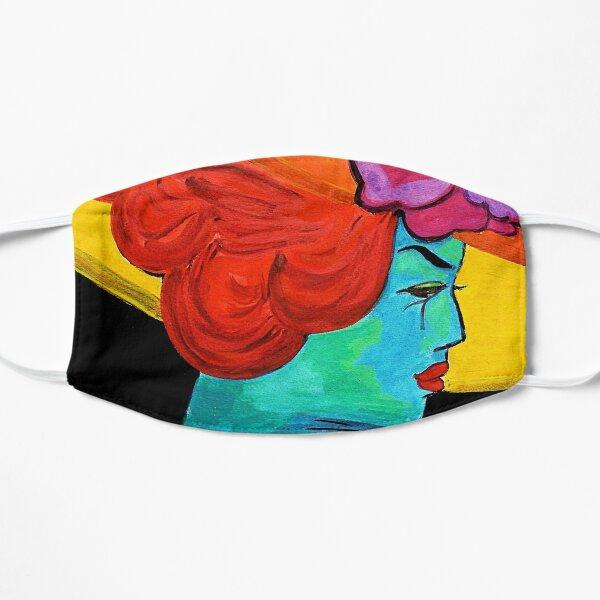 Yellow Hat Flache Maske