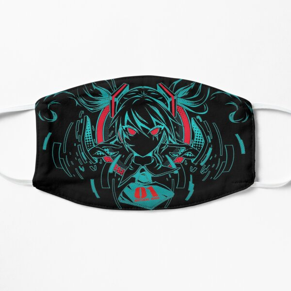 Miku Digital Diva  Mask