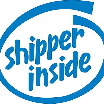 Shipper Inside by tuliptreetees