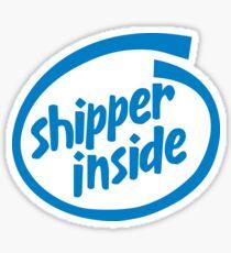 Shipper Inside Sticker