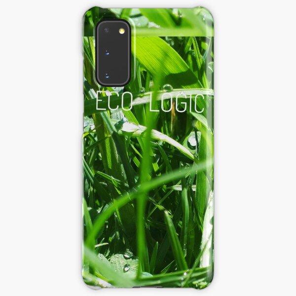 Ökologie ist Logik. Ökologisch Samsung Galaxy Leichte Hülle