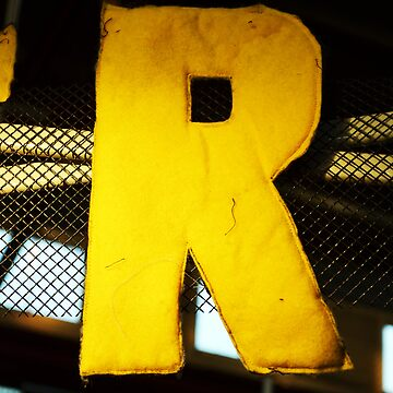 R is for... by rafstardesigns