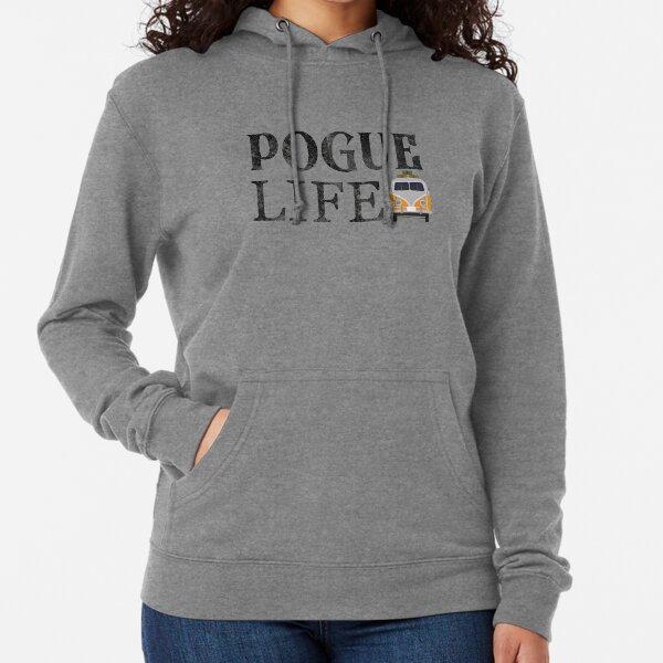 Pogue life, Outer banks north carolina Lightweight Hoodie