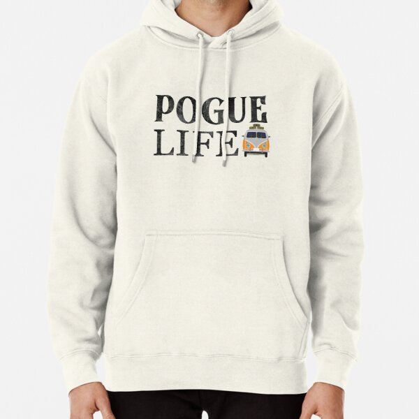 Pogue life, Outer banks north carolina Pullover Hoodie