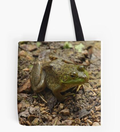 Frog January Tote Bag