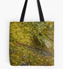 Frog November Tote Bag