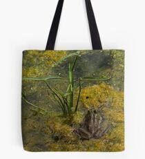 Frog December Tote Bag