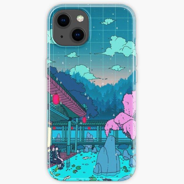 Demon Slaying Estate iPhone Soft Case
