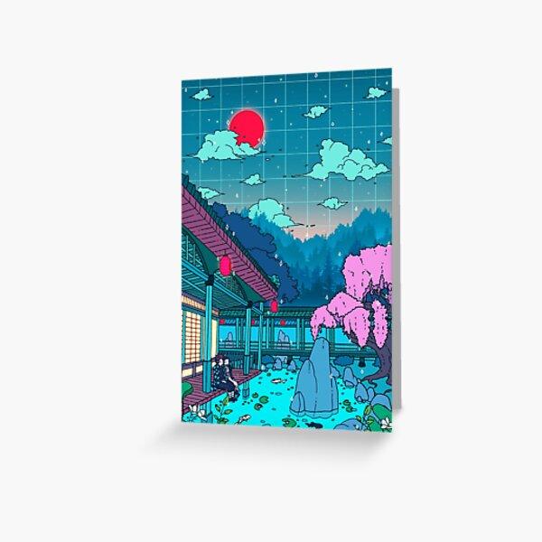 Demon Slaying Estate Greeting Card