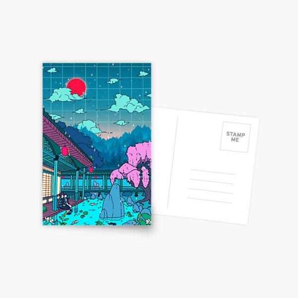 Demon Slaying Estate Postcard