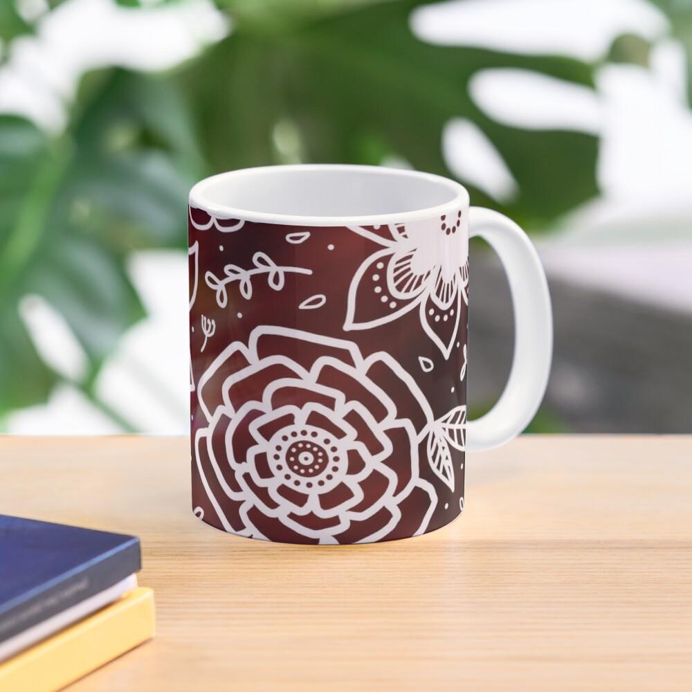 Sunrise florals Mug