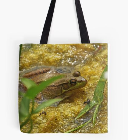 Frog August II Tote Bag
