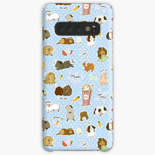 Guinea Pig Party! - Cavy Cuddles and Rodent Romance Samsung Galaxy Snap Case