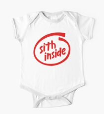 Sith Inside Kids Clothes