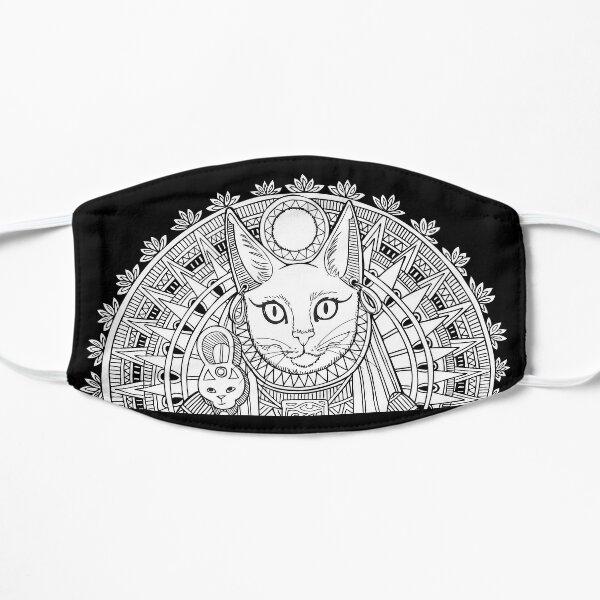 BAST Egyptian Cat Goddess Flat Mask