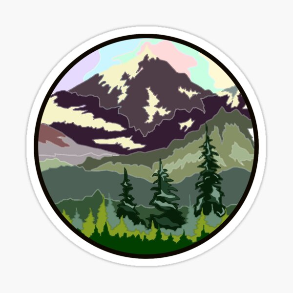 ONETrack International: Hidden Valley Sticker