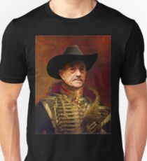 Portrait of General Mario Almada Unisex T-Shirt