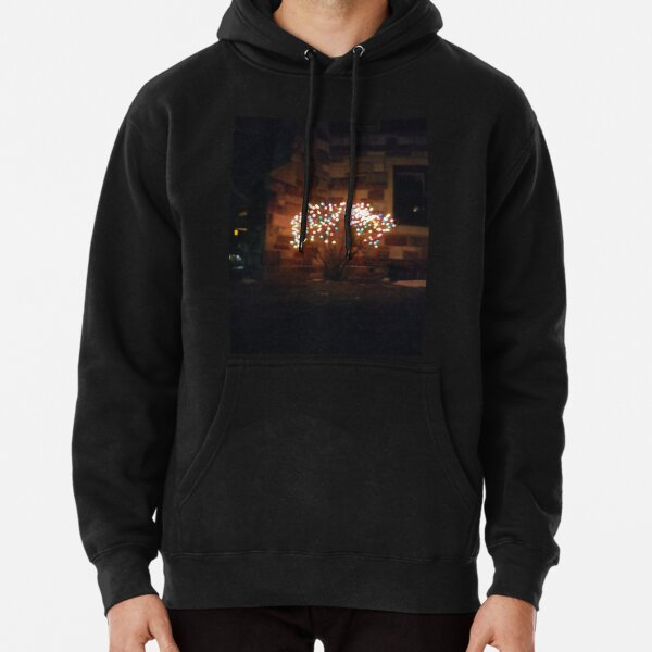 Christmas Lights Pullover Hoodie