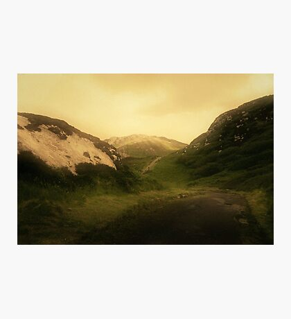 These mystic hills Photographic Print