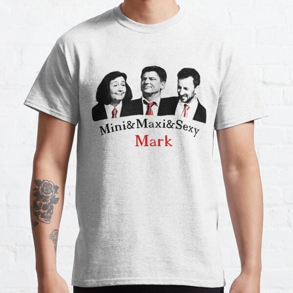 Mini&Maxi&Sexy Mark Classic T-Shirt