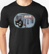 Trek.fm: Ninja Cat Unisex T-Shirt