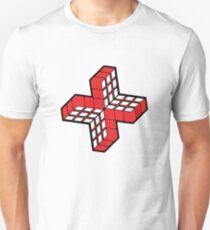 2d3d - FaceIt Unisex T-Shirt