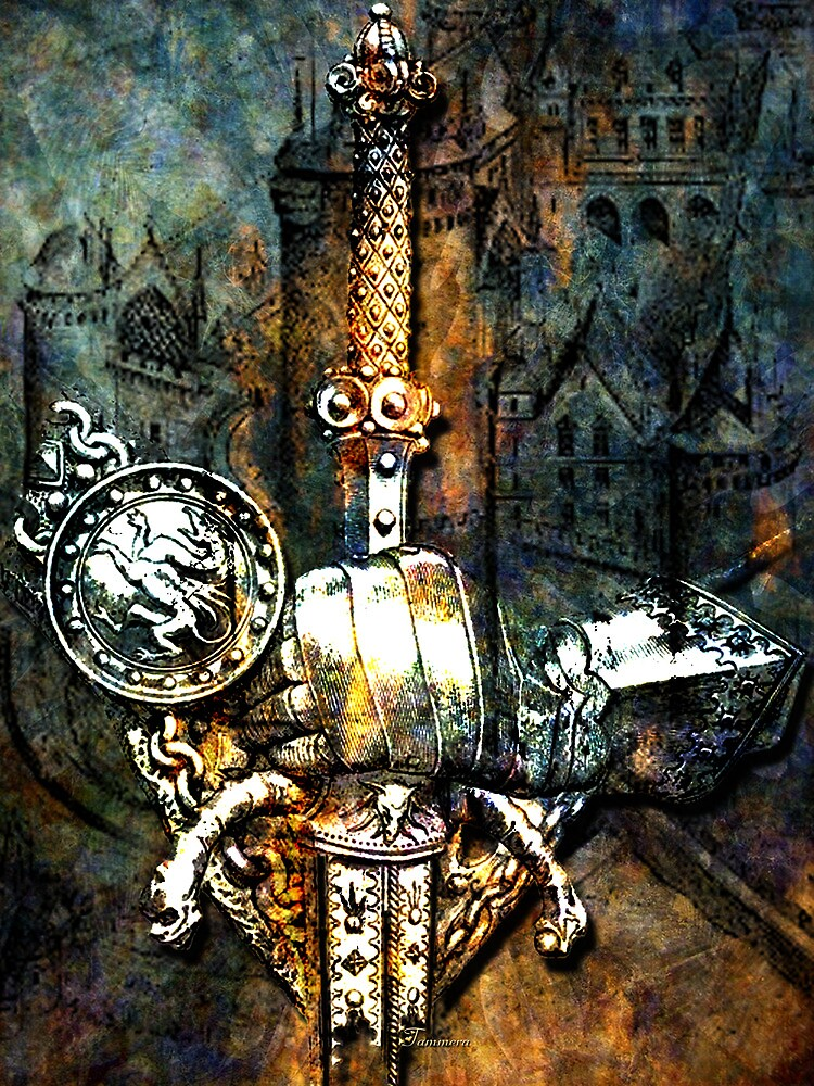 TALES OF CHIVALRY by Tammera