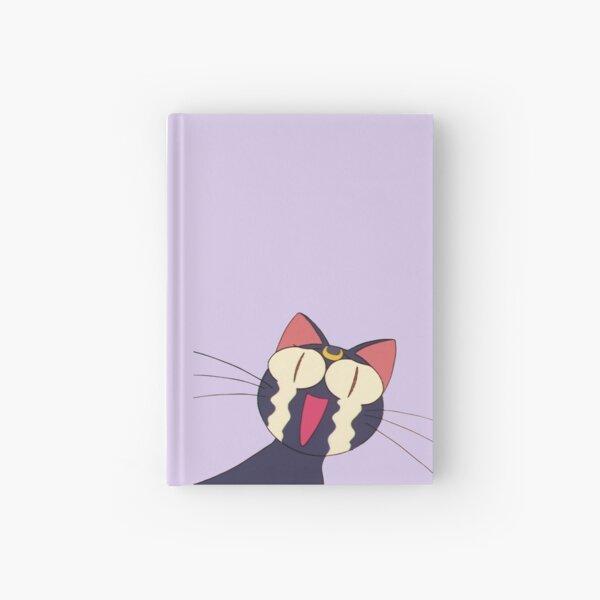 Luna Sailor Moon Tears Gif  Hardcover Journal