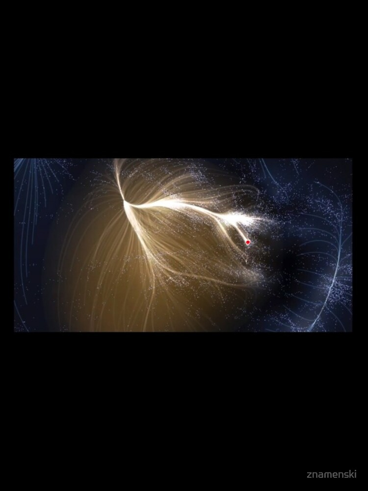 The #Laniakea #Supercluster, #Cosmology, #Astrophysics, Astronomy by znamenski