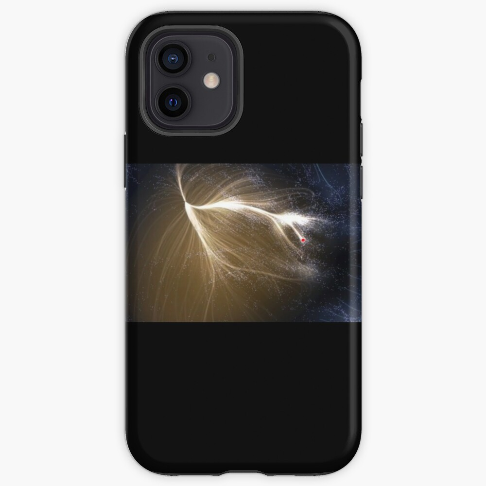 The #Laniakea #Supercluster, #Cosmology, #Astrophysics, Astronomy iPhone Case & Cover