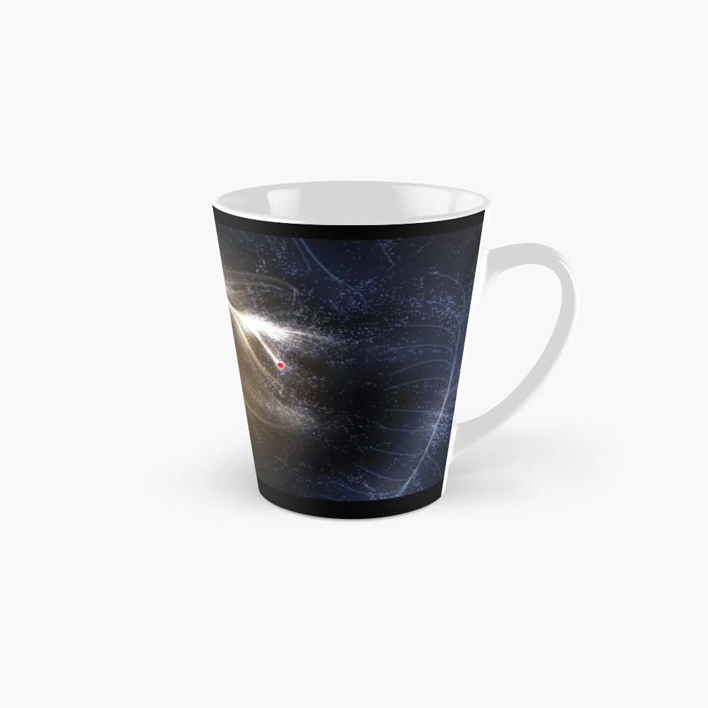 Laniakea Supercluster, Cosmology, Astrophysics, Astronomy, mug,tall,x1000,right-pad,1000x1000,f8f8f8