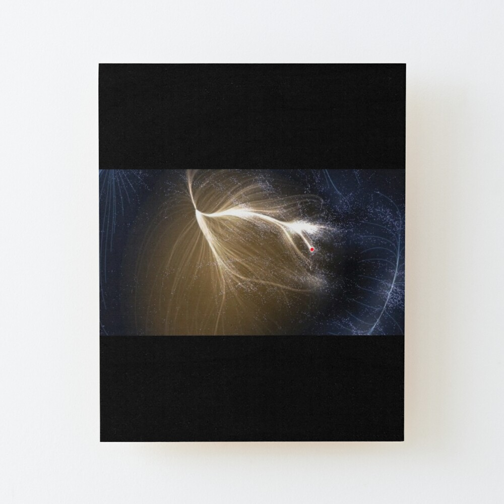 Laniakea Supercluster, Cosmology, Astrophysics, Astronomy, ur,mounted_print_wood_portrait_small_front,square,1000x1000