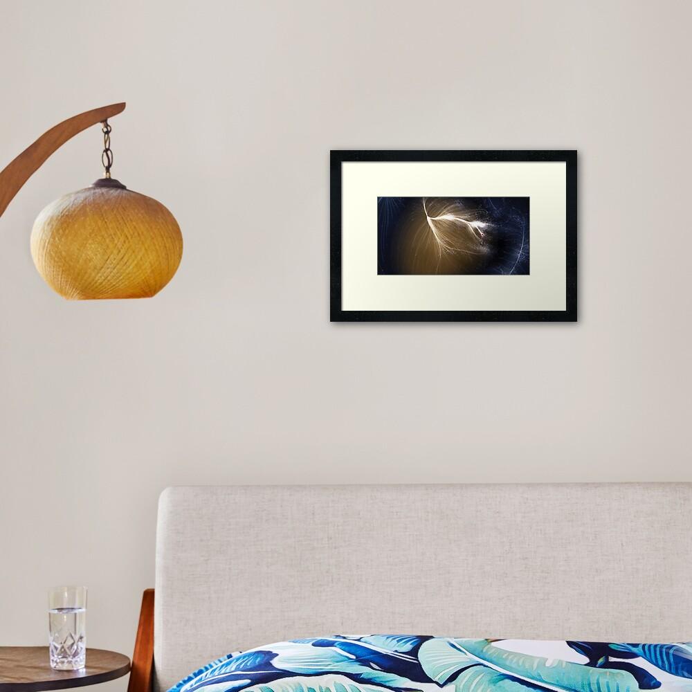 The #Laniakea #Supercluster, #Cosmology, #Astrophysics, Astronomy Framed Art Print