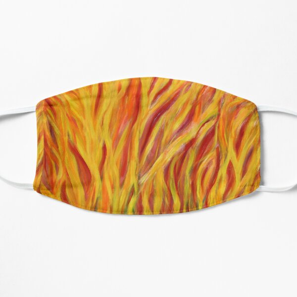 On Fire Mask