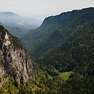 Creux-Du-Van, Switzerland by Patrick Metzdorf