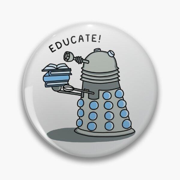 EDUCATE! Pin