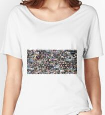 Stunning! HRH Princess Diana Montage Women's Relaxed Fit T-Shirt