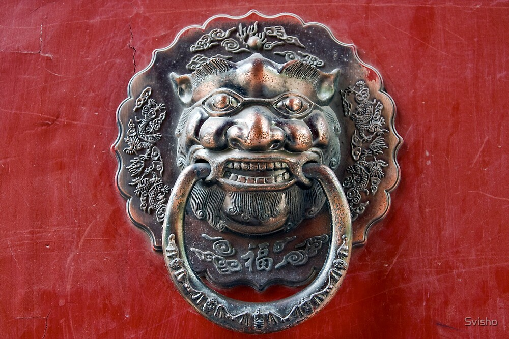 Traditional Chinese Ornament by Svisho