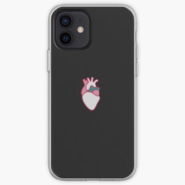 Coeur Coque souple iPhone