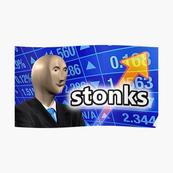 Stonks  Poster