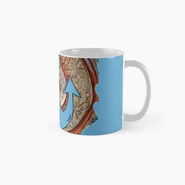 ANCHORS AWAY - BOAT ANCHOR Classic Mug
