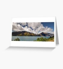Lake Wakatipu Greeting Card