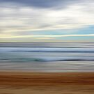Manly Beach by Jackie Cooper